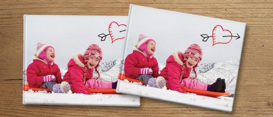 Fotoboeken voor opa en oma