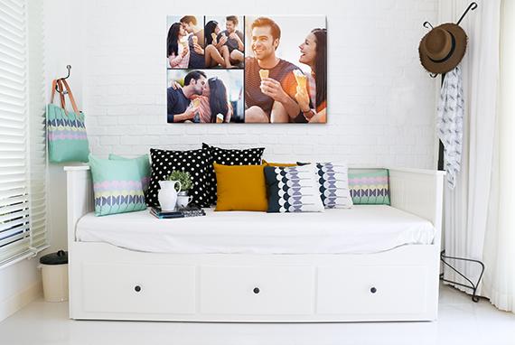 Wanddecoratie Canvas Keuken : DIY) ? Onze 4 idee?n voor zelfgemaakte wanddecoratie Albelli blog