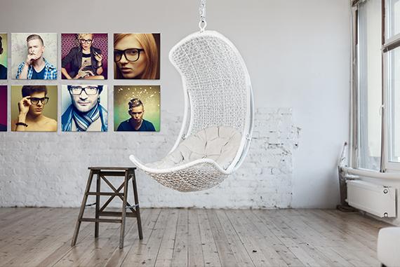 Wall of fame op kantoor