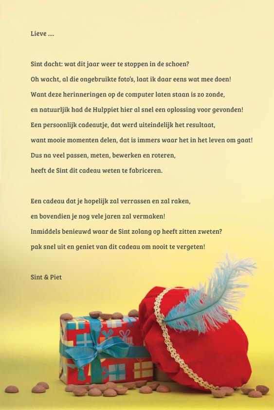 Een Sinterklaasgedicht Dat Jouw Rijmtaken Wat Verlicht