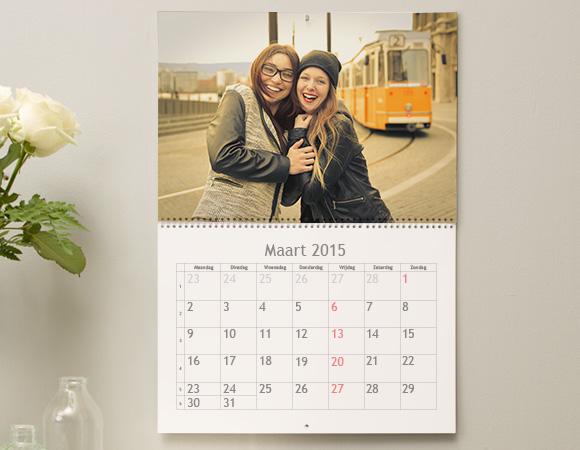 Een vriendenkalender