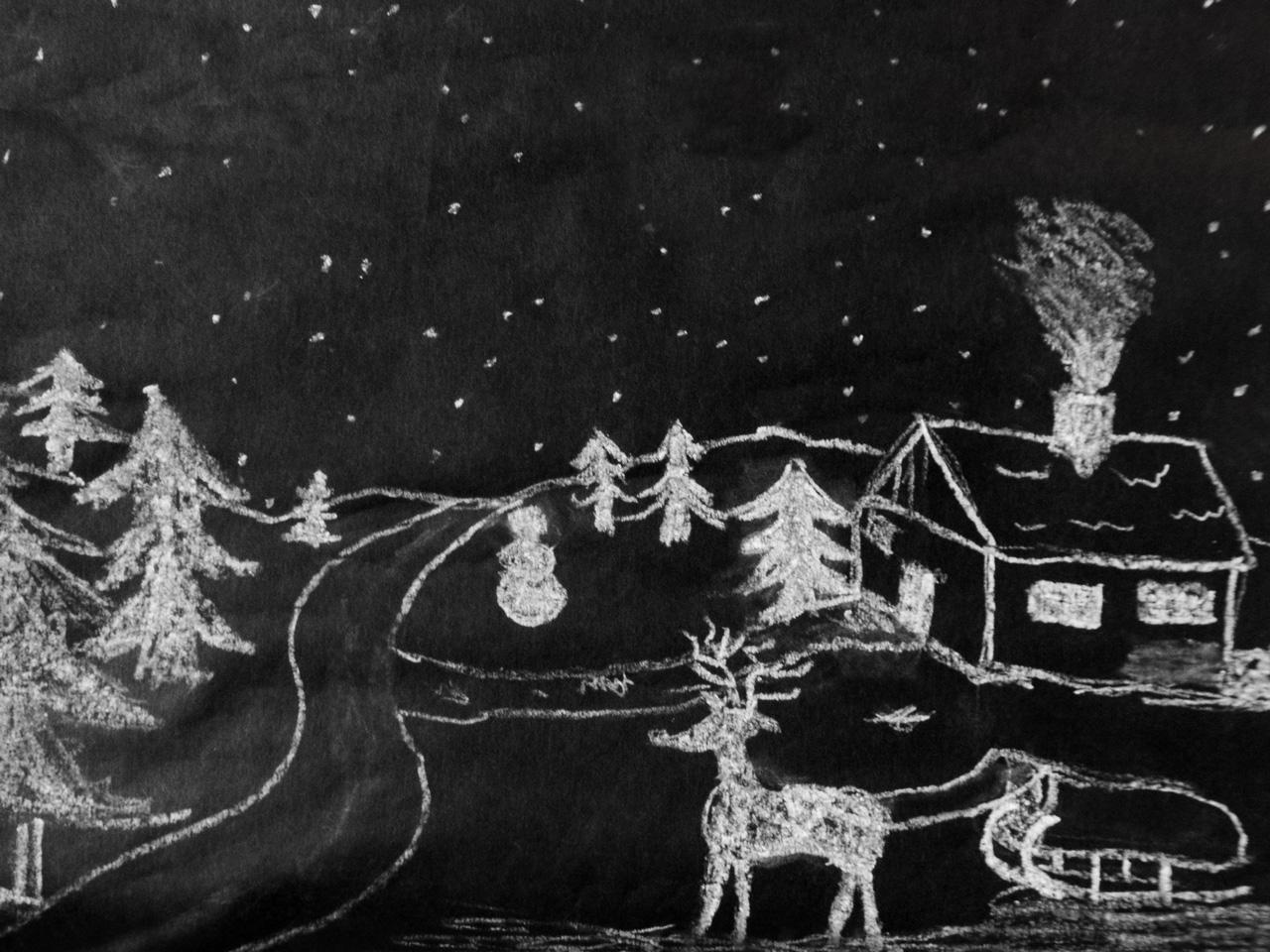 Kerst Achtergrond 3