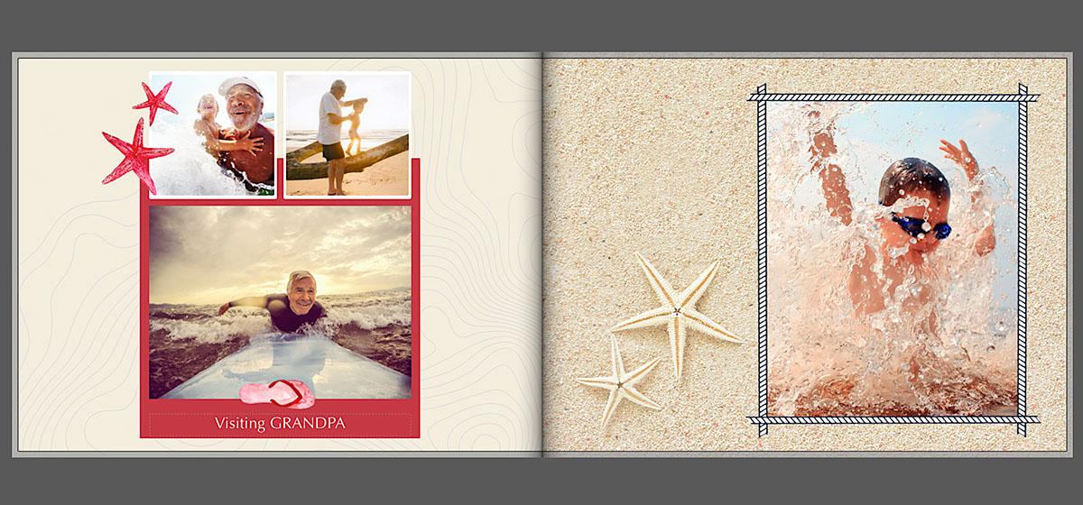 Vakantie fotoboek tekst ideeën