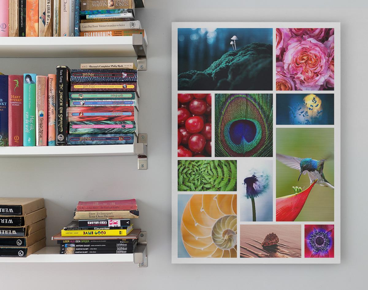 Fotoproducten-natuur-fotografie-mozaïekindeling-wanddecoratie