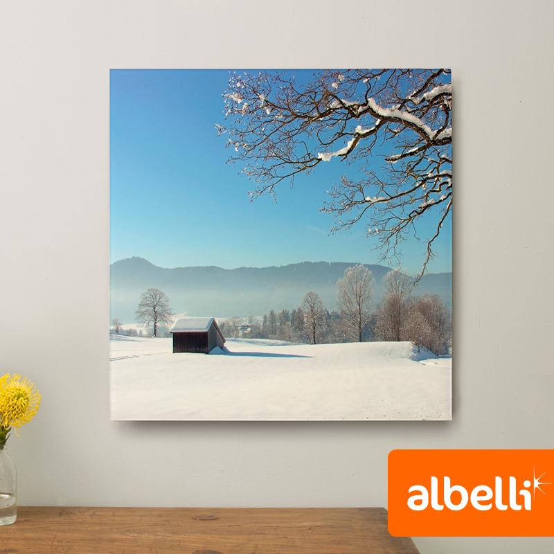 Foto op Plexiglas - Plexiglas Vierkant 40x40 cm.